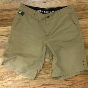 Other - Howler Bros 100% Nylon Shorts